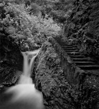 Falls in Infra red