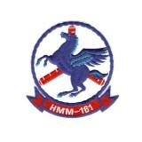 HMM 161 GRAYHAWKS/THE FIRST