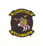 HMM 165  WHITE KNIGHTS