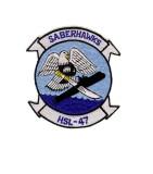HSL 47 SABERHAWKS
