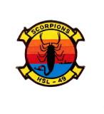 HSL 49  SCORPIONS