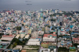 Malé, the capital of the Maldives.