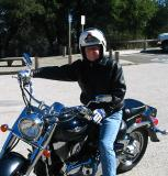 Me on the C90