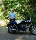 Along Hiway 224, Oregon Cascades