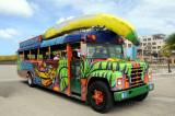 aruba banana bus
