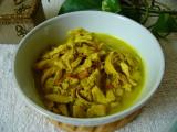 Opor Kuning Ayam Suwir
