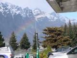 Rainbow in Quenstown