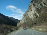A road from Wanaka to Queensland thru Cardrona Alps Ski Resort