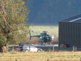 Scenic flight chopper