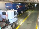 trucks in ferry