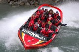 Jet Boat Ride, Queenstown, New Zealand