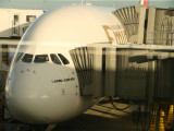 Double Decker from Middle East - long haul to southern hemisphere