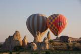 Capadocia Baloon, Turkey
