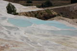 Pamukkale, Limestone Pool, Turkey