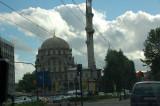near Blue Mosque