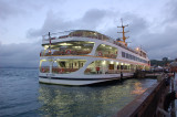 Istanbul Ferry Harbour