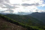 bukit2 pegunungan di Pengalengan