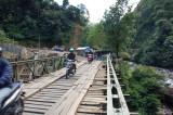 suasana di Jembatan Ciayu