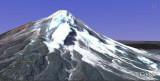 Jalur pendakian dr arah Selo