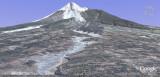 Merapi view from Kaliworo
