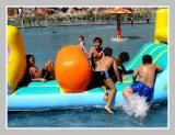 Kid in Water - Jatim Park