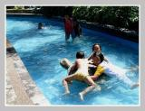 Kid in Water- Jatim Park