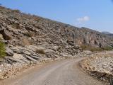 Road to Jabal Sham