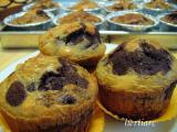 Choco peanut butter Muffin
