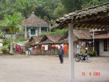 Kali Adem, Jogja. Kampung Kinah Rejo, foto diambil di depn rumah Mbah Marijan