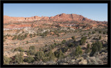 View From House Rock Road (pano)
