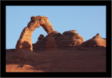 Delicate Arch Sunrise at Arches NP
