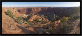 Upheaval Dome (pano), Canyonlands NP