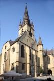 Sibiu, biserica evanghelica