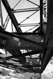 under the broken bridge