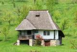 traditional house from Oltenia