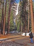 Me and Yosemite Falls