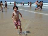 Na Praia 12-07-2009