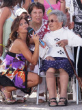 100 year old grand-ma