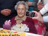 Maria da Luz 103th Birthday