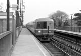 Electric Commuter train