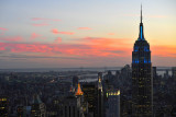 Empire State Building & bridges