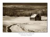 Winter in N.E. Oregon