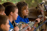 Horse Branch School Bluegrass Band