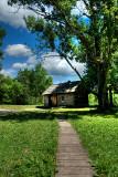 Cabin on the Ketola Farm