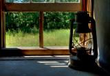 Lantern in the Kruza House