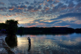 Army Lake in Walworth County