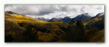 McClure Pass - Late Afternoon (Pano)