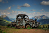 that old truck