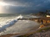 Palio Faliro Shoreline - Near Athens