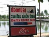 Welcome to the Jomtien Fishing park